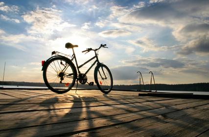 Radreise rund um die Welt