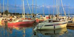 Hafen in Masuren