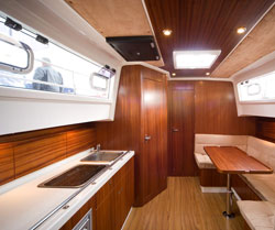 Hausboot Nautiner in Masuren