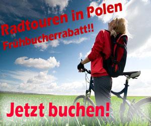 Radtour-in-Masuren jetzt mit Rabatt buchen!