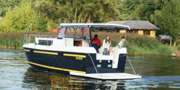 Wo kann man günstig Hausboot mieten? Neue Tipps zu Ihrem Urlaub -Masuren! Neue Hausboote im Charter!