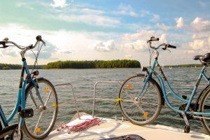 Hausboot_und-Rad-Tour auf den masurischen Seen