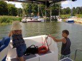 Familien Urlaub in Masuren Hausboote