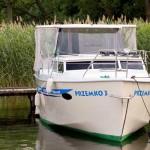 Hausboote, Motoryacht Masuren, Polen