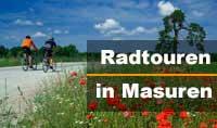 Radreisen in Masuren