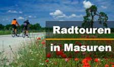 Radreisen in Masuren direkt buchen!